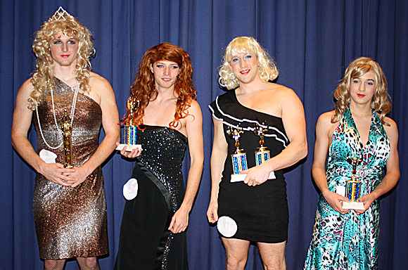 Womanless Beauty Pageant 2014