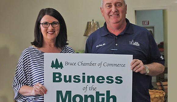 Stepp Saver is Chamber Business of the Month