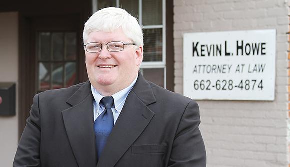 Calhoun's Public Defender Kevin Howe