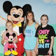 Chloe Beth, Caitlyn and Laken Burt recently returned from a trip to Walt Disney World with their family that was sponsored by the Make-A-Wish Foundation. Chloe Beth, 8, and her oldest sister Laken, 16, both have cystic fibrosis. Caitlyn, 13, does not.
