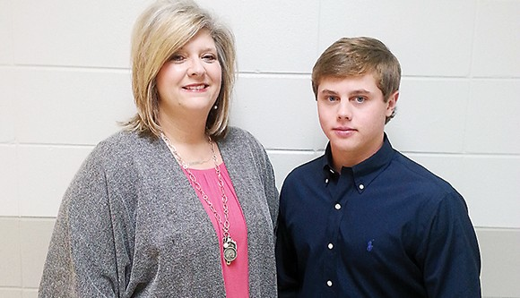 Calhoun City STAR Teacher, Student