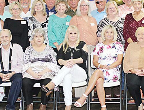 Bruce High School Class of 1970 holds reunion
