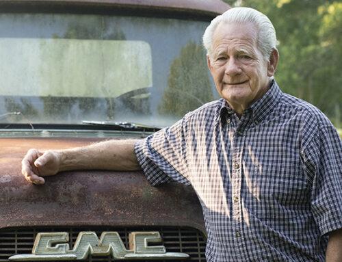 Rodney Gillespie – social worker, outdoorsman and farmer