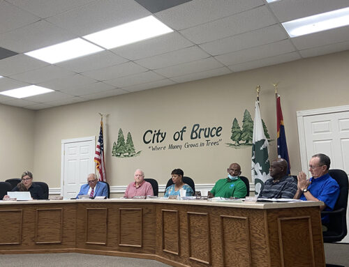 Bruce board hires new chief, assistant chief