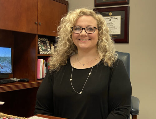 McGreger excited to lead at Vardaman Elementary