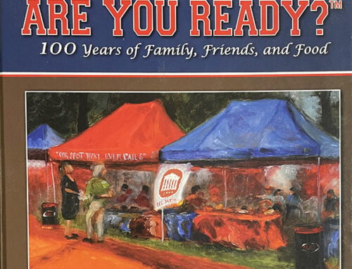 Tailgate recipes abound in 'Are You Ready™?' cookbook
